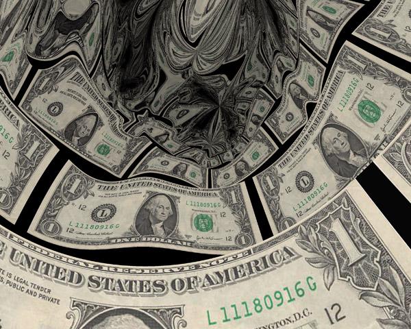 Dollar fractal