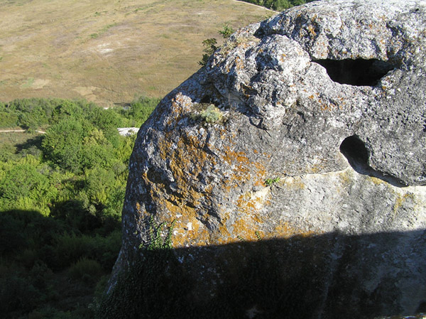 скала
