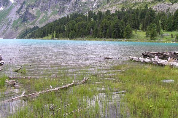 Алтай Верхнее Мультинское озеро