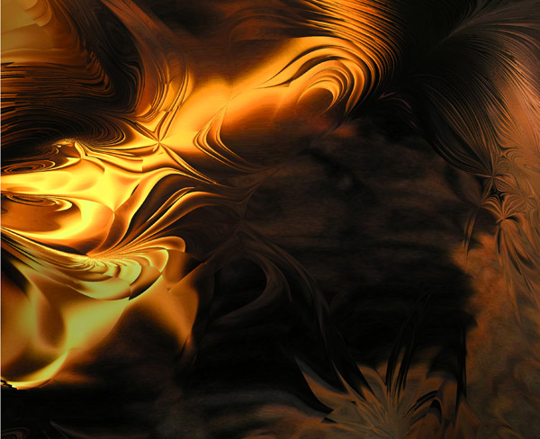 фрактал пламя огонь fractal flame fire